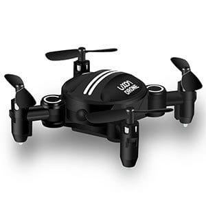 luxon headless quadcopter