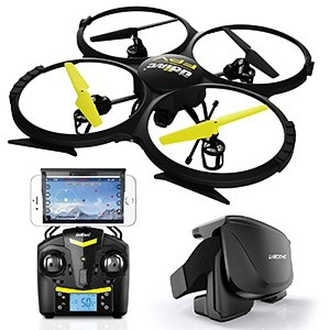 Force1 UDI U818A Drone