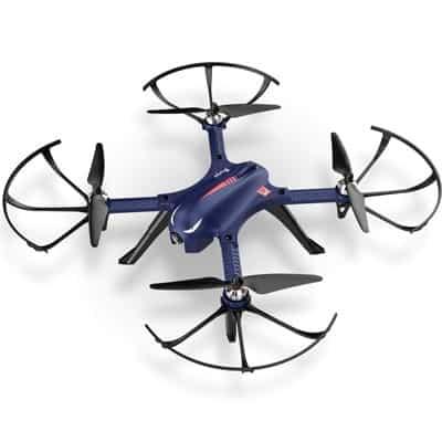 drocon blue bugs 3 quadcopter drone