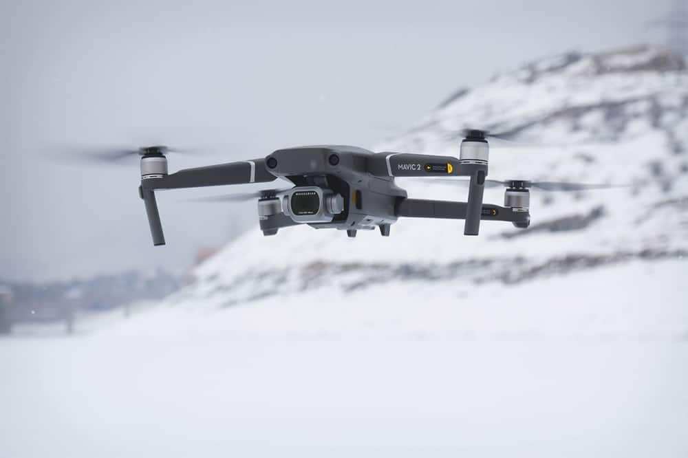 best long range drones