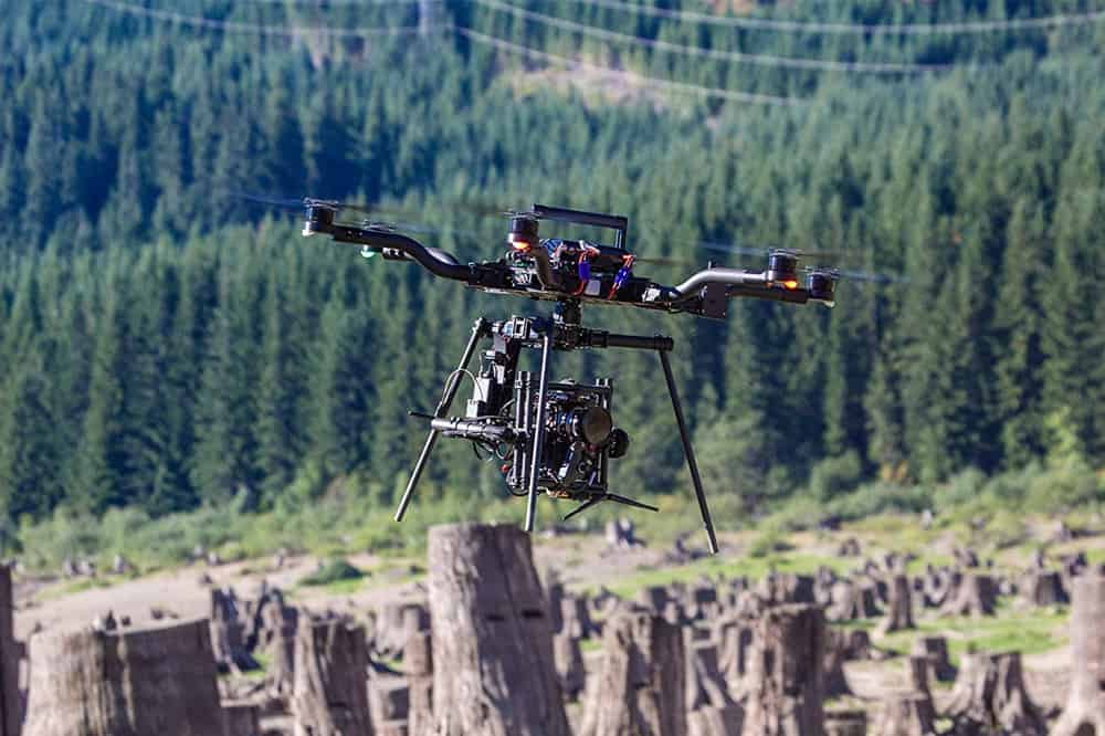 10 Best Heavy Lift Drones in 2019 – Buying Guide for Beginners