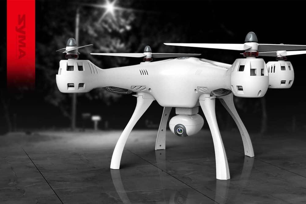 best syma drones