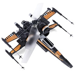 air hogs – poe's boosted x-wing fighter