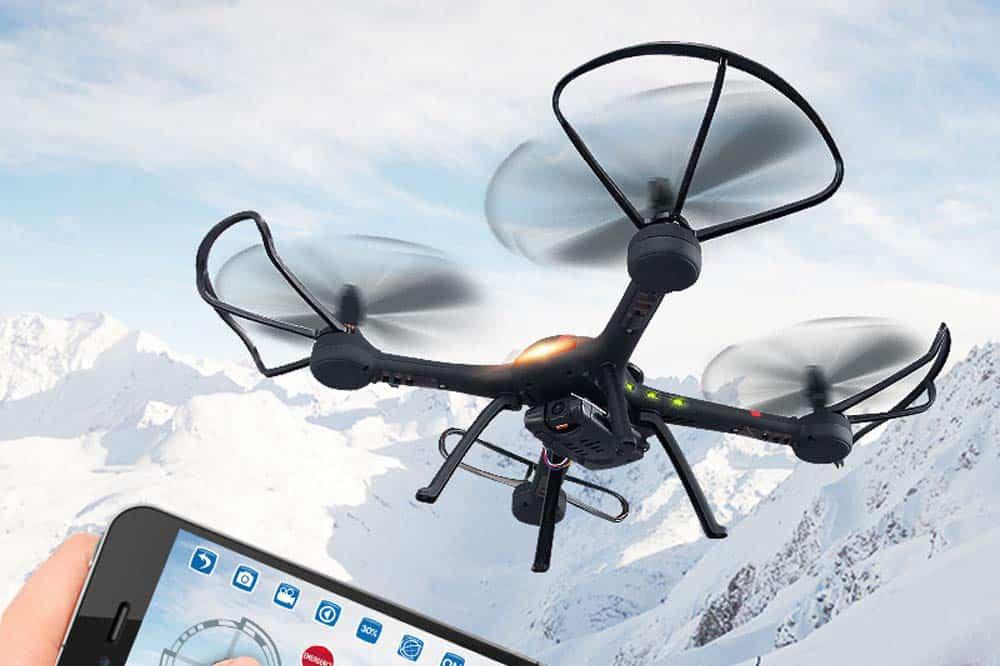 best jjrc drones