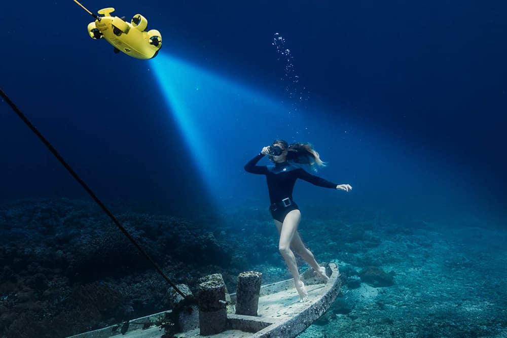 5 Best Underwater Drones in 2019
